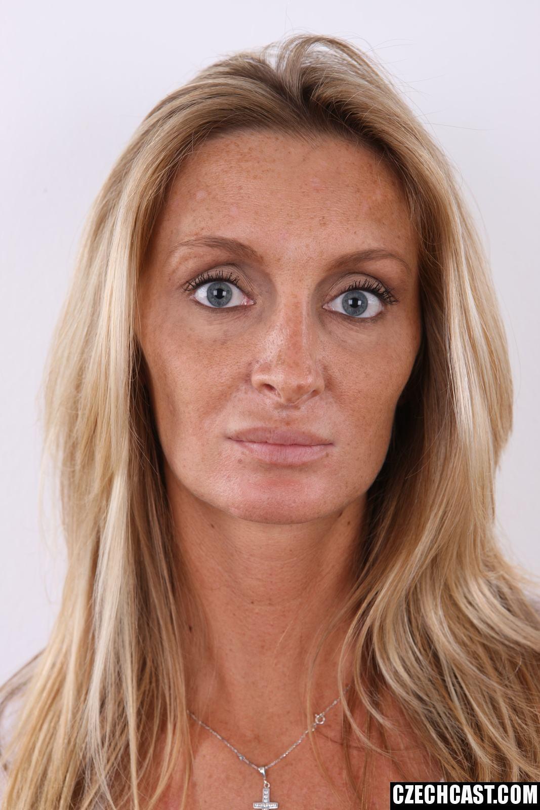 Czech casting lucie Lucie